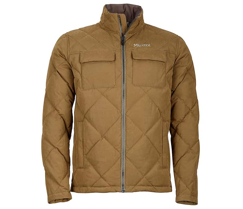 Marmot burdell jacket available at exp ditions wakefield for Marmot anderson flannel shirt men s